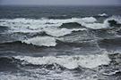 Island - Stürmisch an der Küste