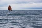 Island - Auf dem Meer