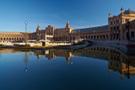Spanien - Plaza de España