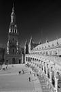 Spanien - Plaza de España V