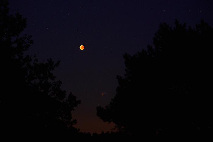 Mondfinsternis 27.07.2018 III